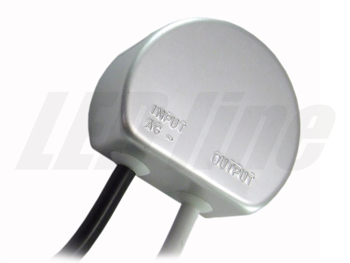 10W LED Netzteil, LED Trafo 12V 0,83A IP67 für LED strips LED leiste